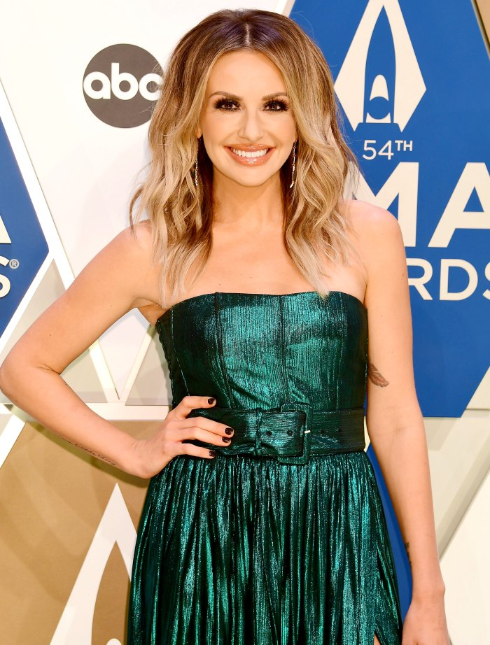 Carly Pearce Why I Dove Into Therapy After a Dark Year