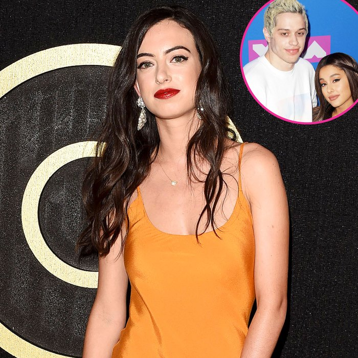 Cazzie David Says She Laughed When She Heard Pete Ariana Were Engaged