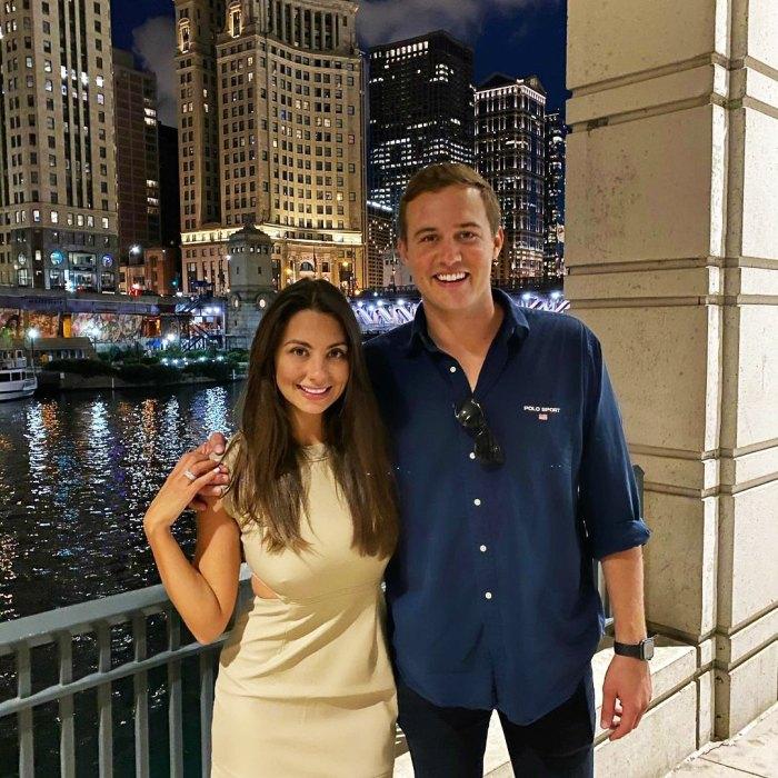 Bachelor's Kelley Flanagan Shoots Down Peter Weber Engagement Rumors