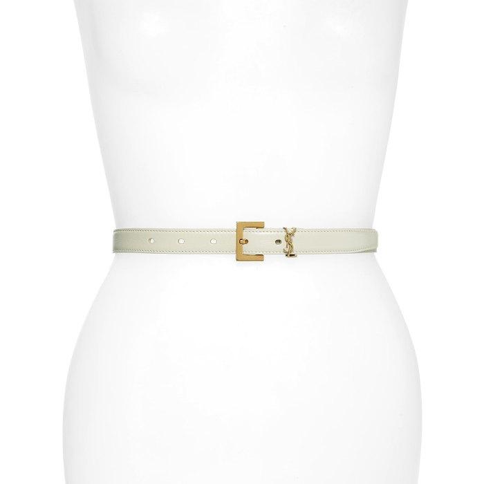 ysl-white-belt-best-designer-belts-2020
