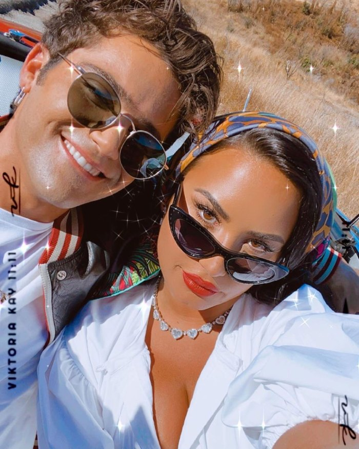 Demi Lovato Speaks Out After Her Split From Fiance Max Ehrich