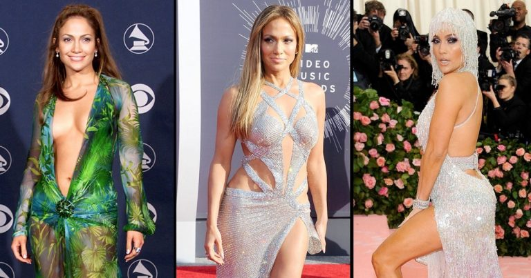 Jennifer Lopez's Ageless Moments Through the Years