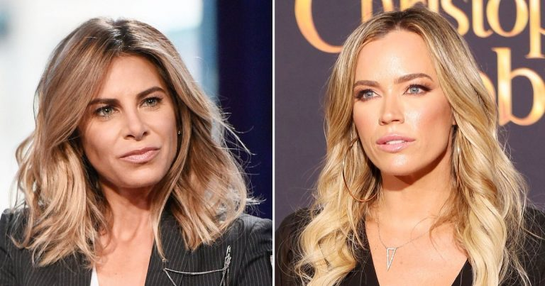 Jillian Michaels Reignites Feuds Over Keto, Calls Out Teddi Mellencamp