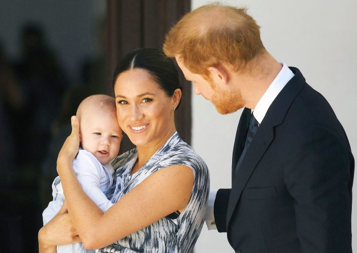 Meghan Markle and Prince Harry with Archie in Cape Town Meghan Markle Reveals She and Prince Harry Suffered a Miscarriage