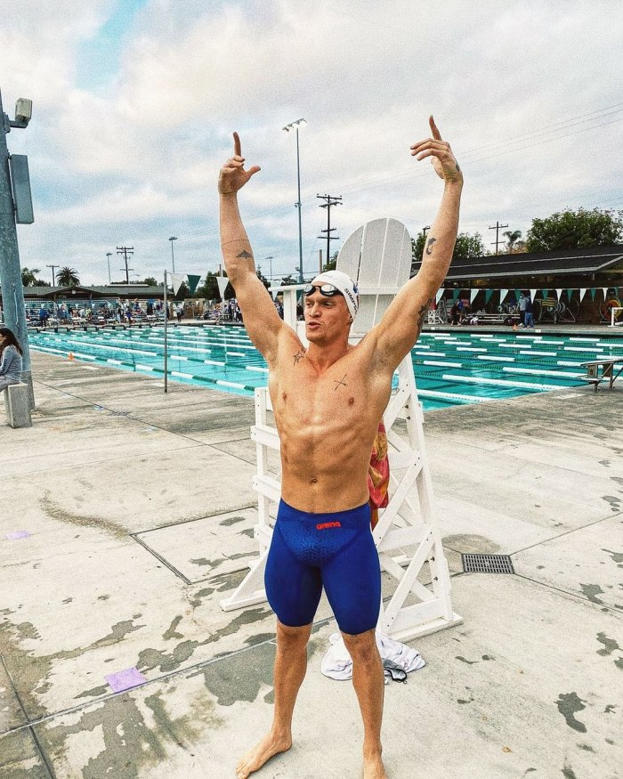 Cody Simpson Fulfills Life-Long Dream to Qualify for Olympic Swimming Trials