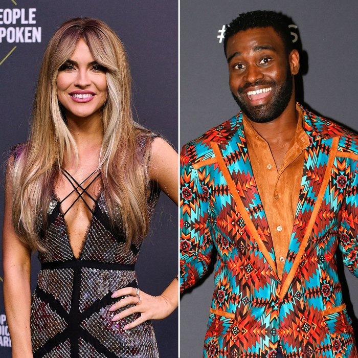 Chrishell Stause Reveals DWTS Keo Motsepe Pursued Her Before They Started Dating
