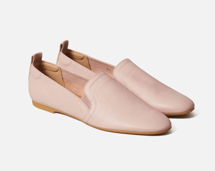 The Leather Slip-On