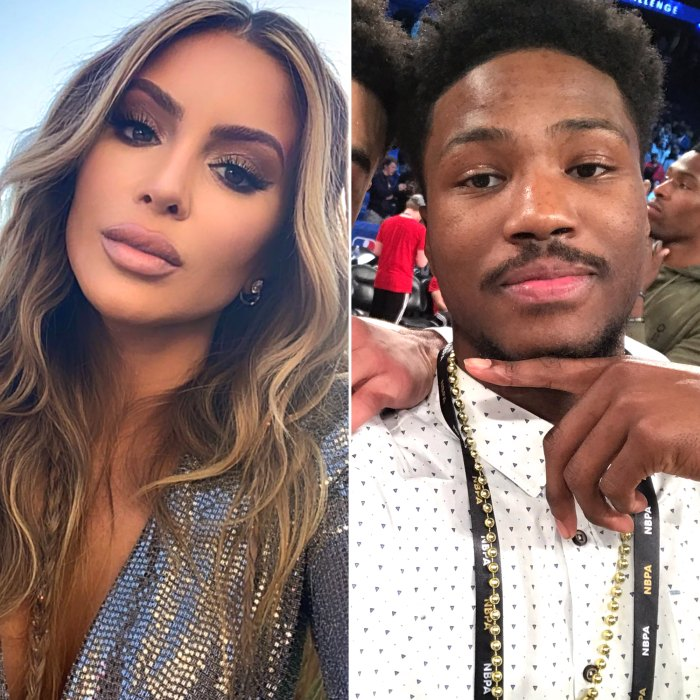 Larsa Pippen and Malik Beasley Flirt on Instagram Amid His Divorce From Montana Yao