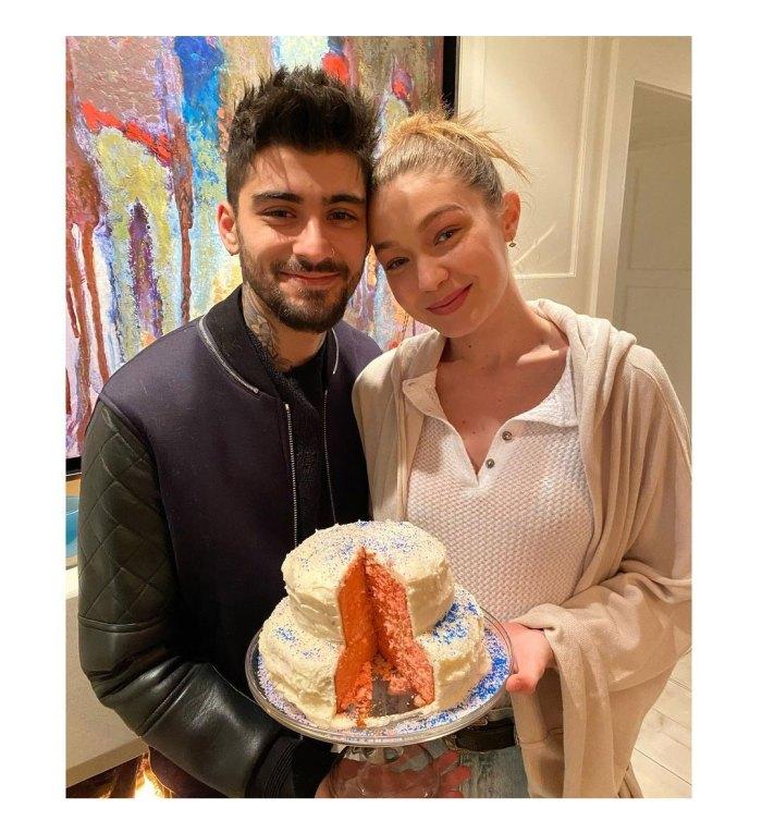 Yolanda Hadid Shares Throwback Photo From Gigi Hadid and Zayn Malik Sex Reveal