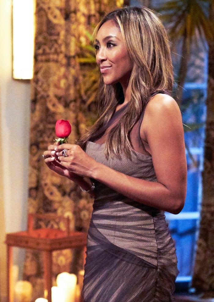 Tayshia Adams The Bachelorette recap