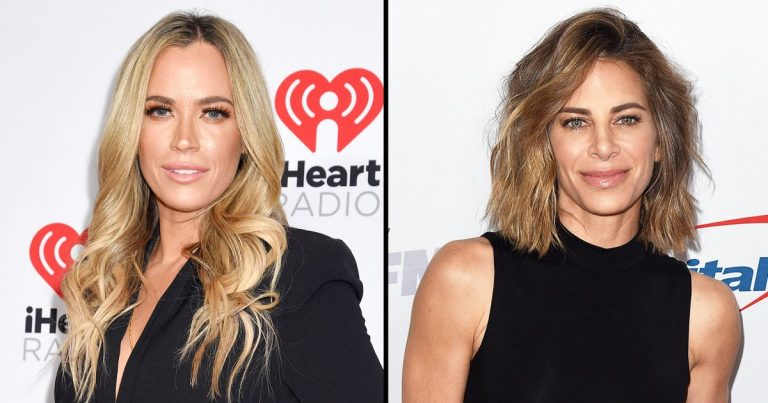 Teddi Mellencamp and Jillian Michaels Deny Feud After 'All In' Controversy