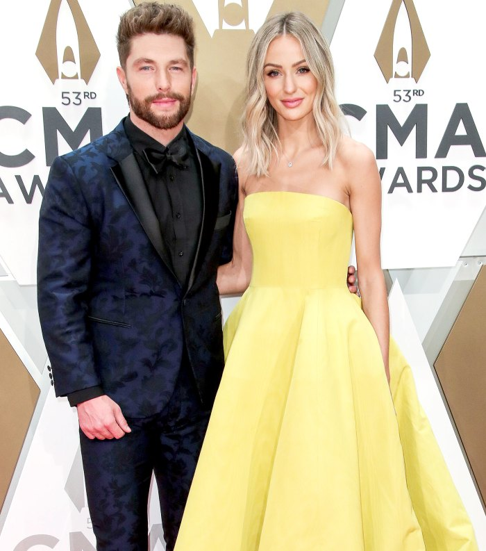 Chris Lane Teases That He's Secretly Hoping Pregnant Wife Lauren Bushnell Has a Baby Boy