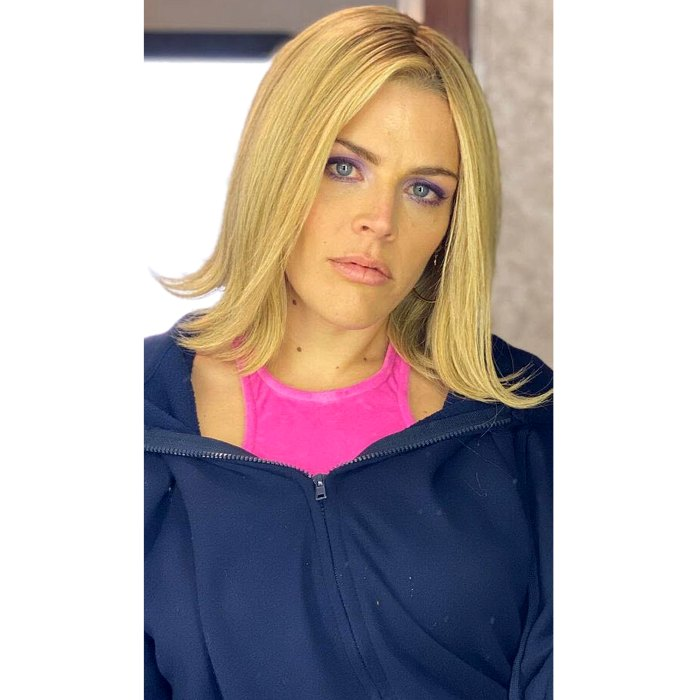 Busy Philipps Recreates Her Throwback Flippy Hairstyle Upcoming Role