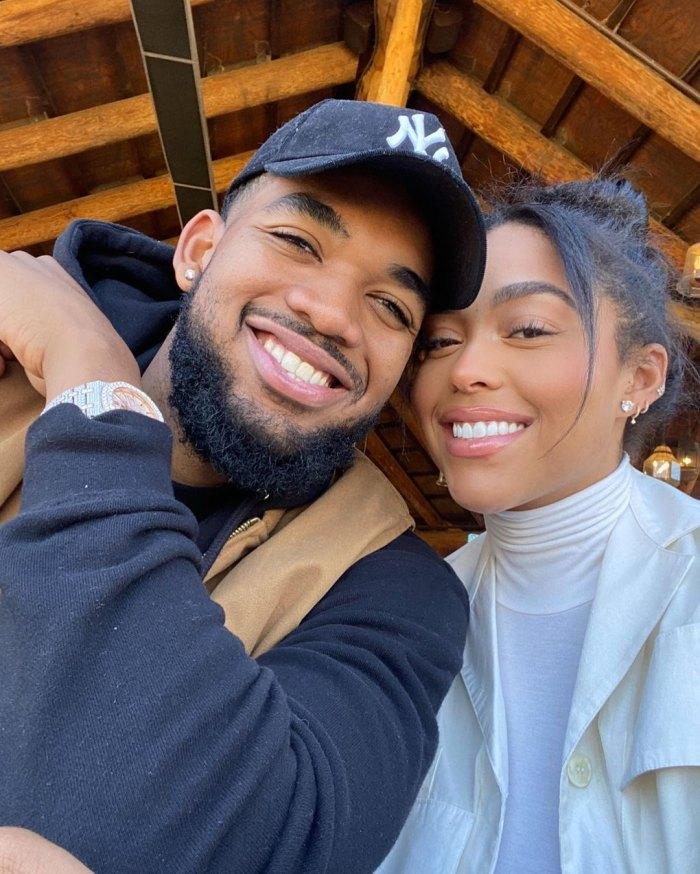 Jordyn Woods' NBA Star Boyfriend Karl-Anthony Towns Says He's Lost 7 Family Members, Including His Mom to Coronavirus