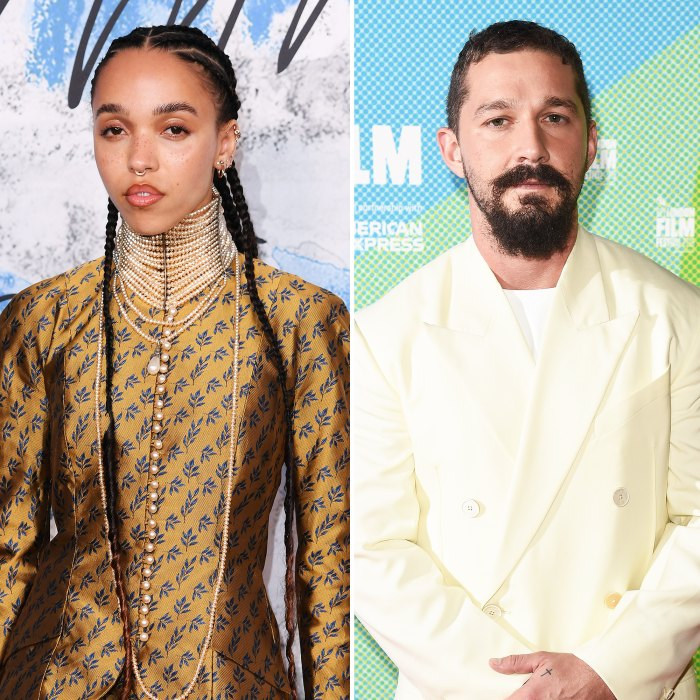 FKA Twigs Accuses Ex Shia LaBeouf of Relentless Abuse and Assault