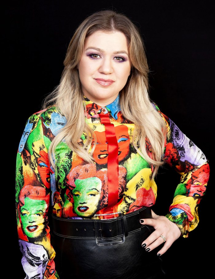 How Kelly Clarkson Injured Herself on Set of Her Talk Show