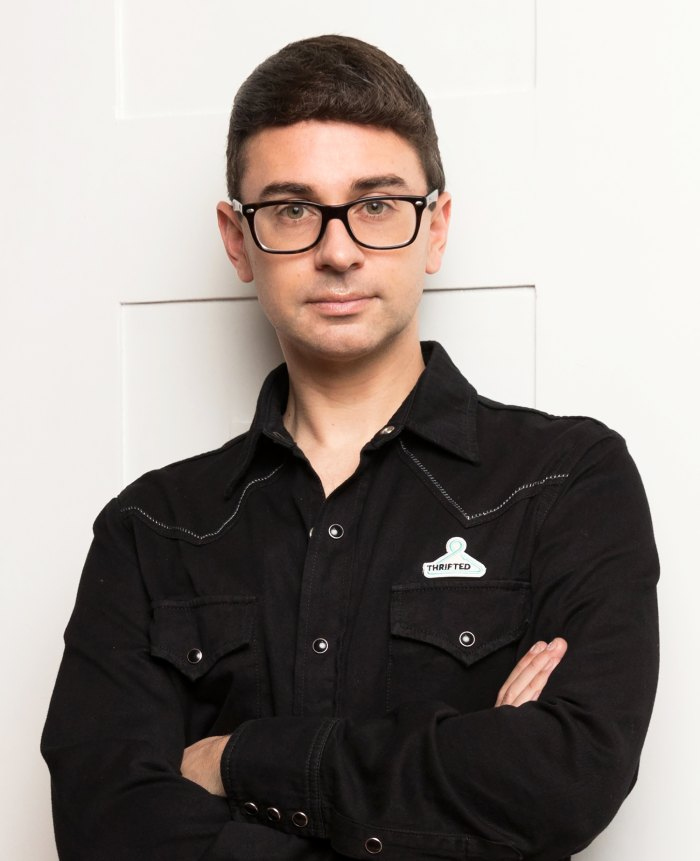 Christian Siriano Talks Thrift Shopping and His Favorite 2nd-Hand Buy