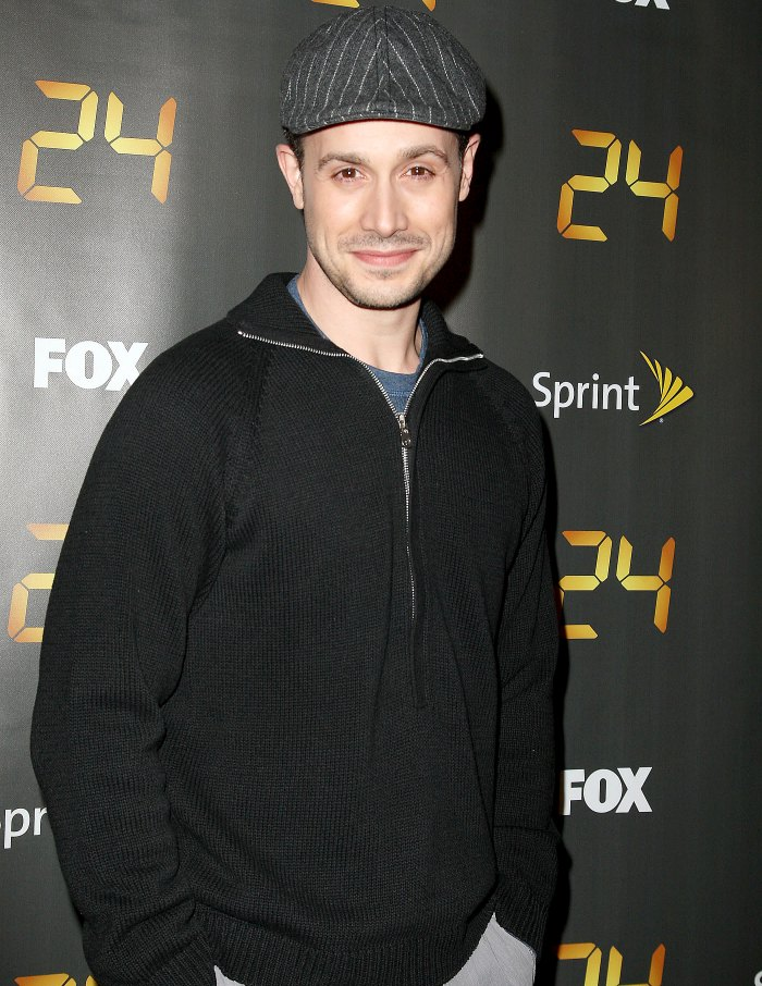 Freddie Prinze Jr Says Having Puppies Is Harder Than Raising Babies