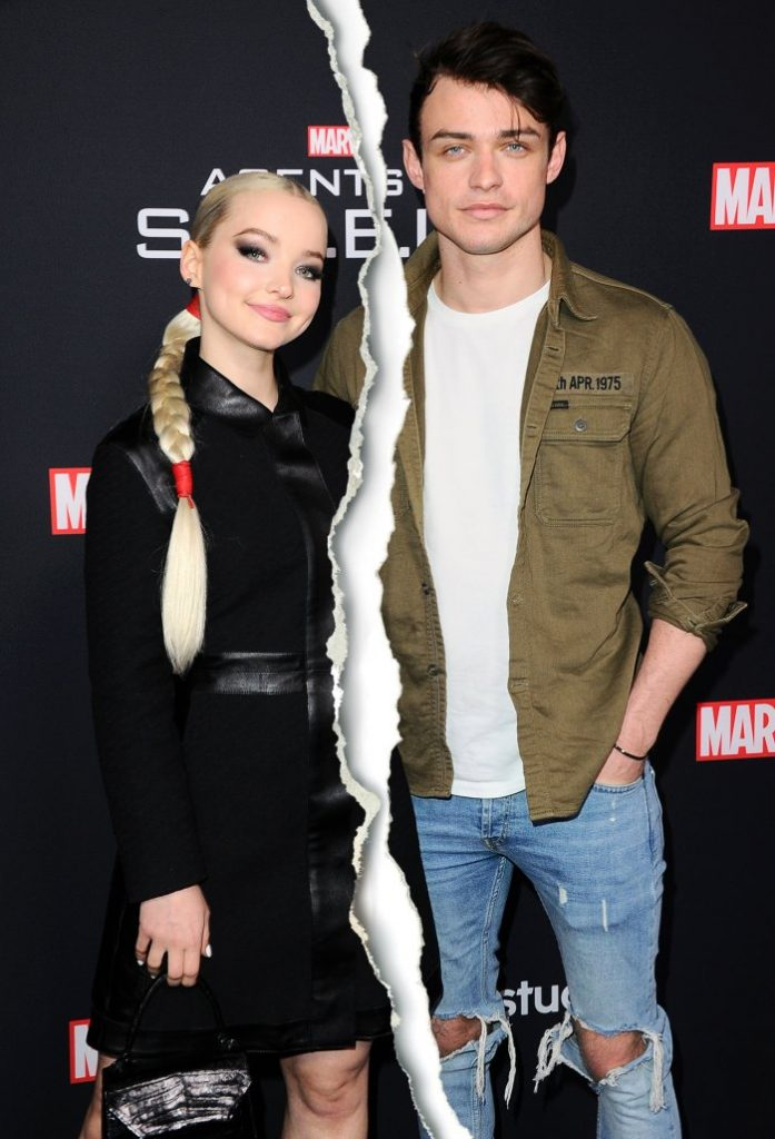 Dove Cameron and Thomas Doherty Split After Nearly 4 Years of Dating