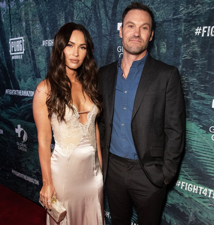 Brian Austin Green Asks for Joint Custody of 3 Sons in Megan Fox Divorce