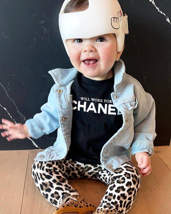 Teddi Mellencamp Gives Update Daughter Dove 5 Months After Neurosurgery