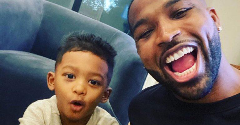 Tristan Thompson Celebrates Son Prince's 4th Birthday: 'Daddy Loves You'