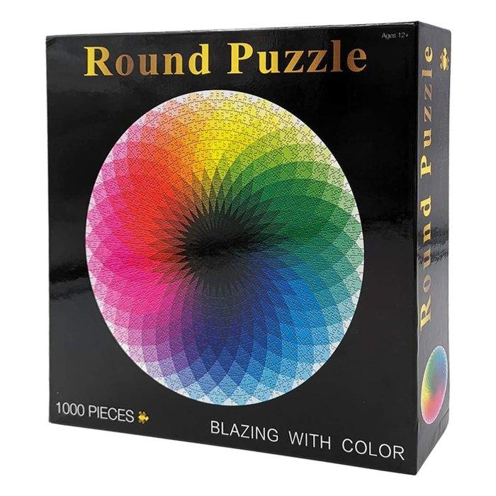 white-elephant-gifts-round-rainbow-puzzle