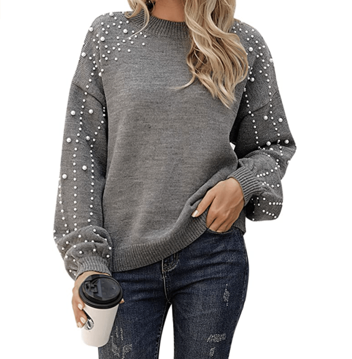 Blooming Jelly Women's Chunky Sweater