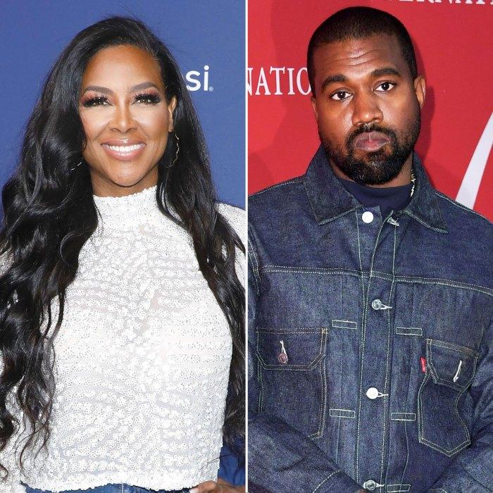 Kenya Moore Kanye West Explicit TV Disaster Date