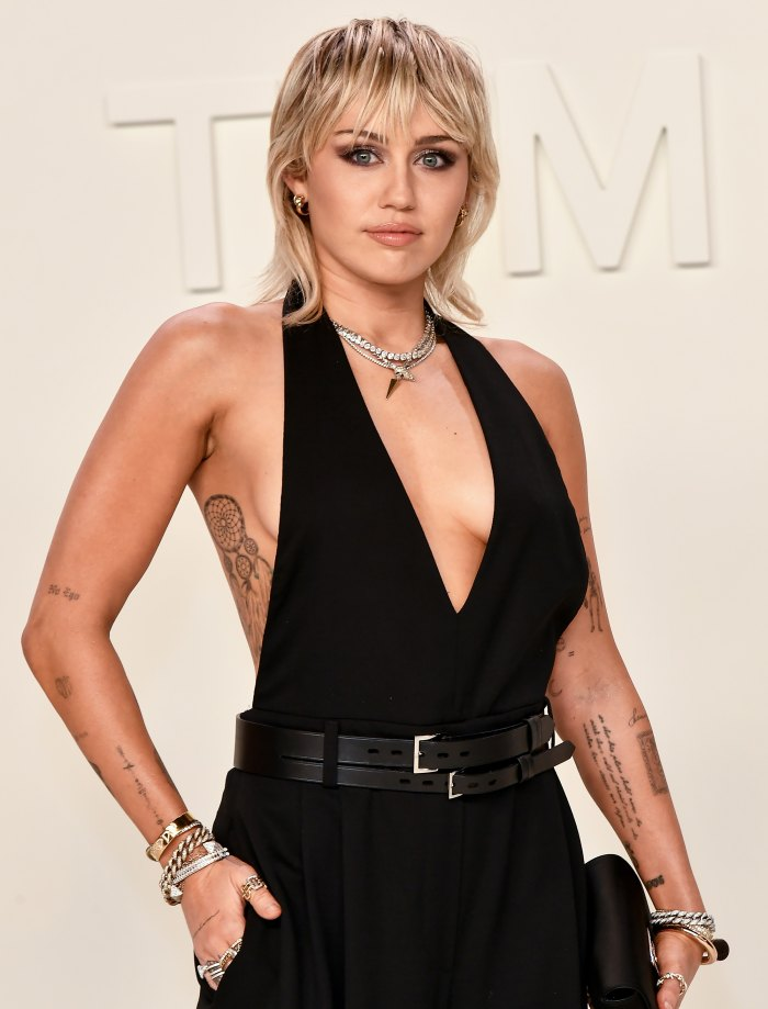 How Many Tattoos Does Miley Cyrus Have? Even She Doesn't Know