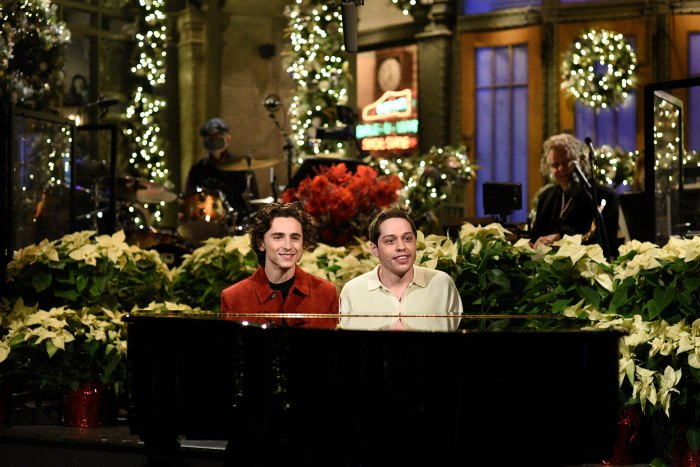 Pete Davidson and Timothee Chalamet Are the Internet's New Favorite Best Friends After Oscar Nominee Hosts 'SNL'