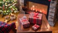 Christmas-Gift-Stock-Photo