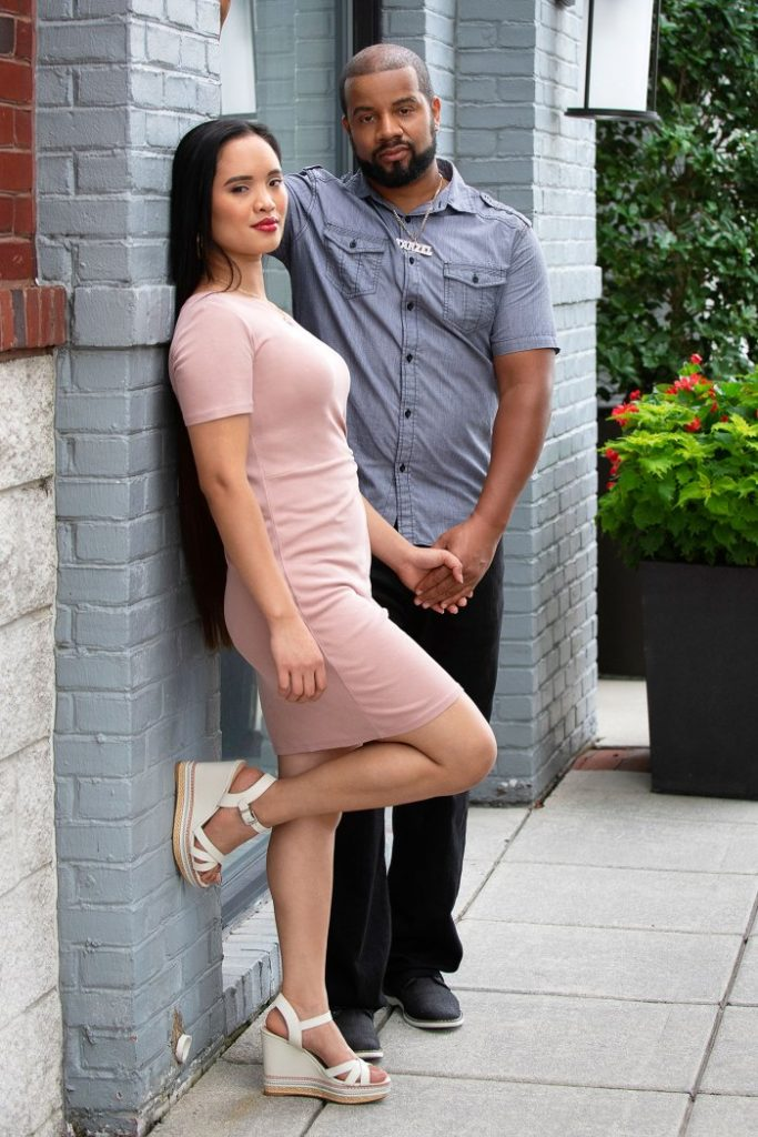 90 Day Fiance Tarik Myers Reveals Bisexual Fiance Hazel Cagalitan Wanted to Holler at His Ex-Girlfriend