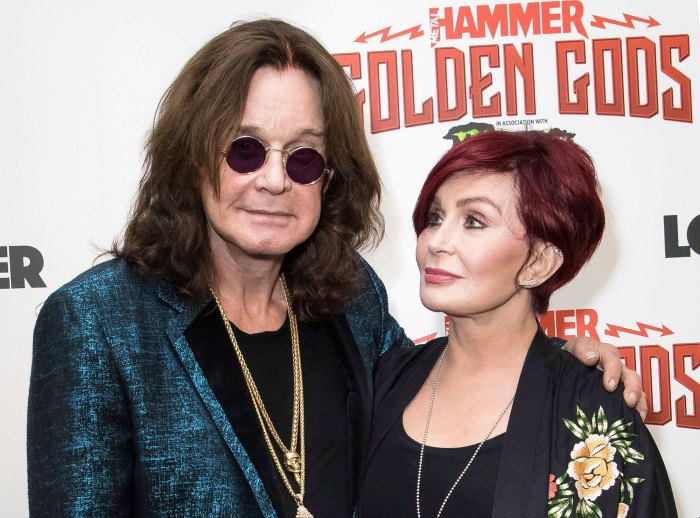 Sharon Osbourne Hospitalized After Testing Positive for Coronavirus ozzy