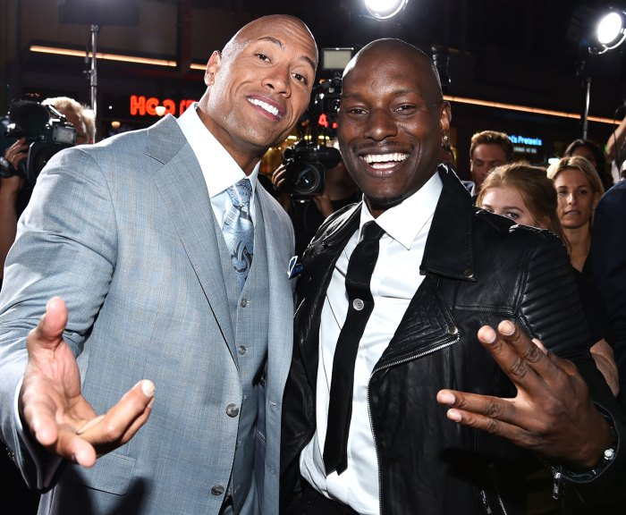 Tyrese Gibson Reveals He and Dwayne The Rock Johnson Ended Their Feud