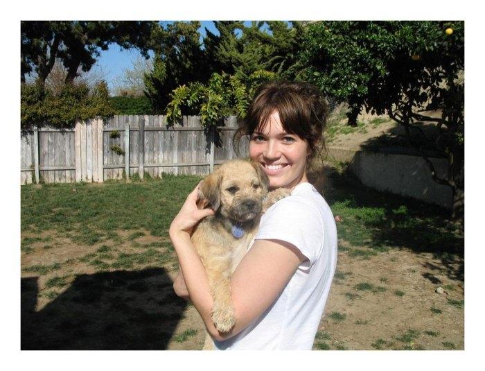 Mandy Moore Mourns Dog Joni Death