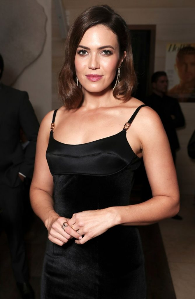 Mandy Moore Gives Update Her Tiny Kickboxer 30 Weeks Pregnant