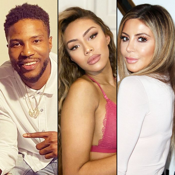 Malik Beasley Wife Montana Yao Says She Was Kicked Out of Her Home Amid Larsa Pippen Scandal