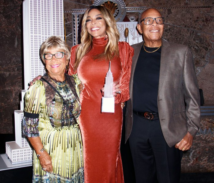 Wendy Williams Mourns Mother Shirley Williams