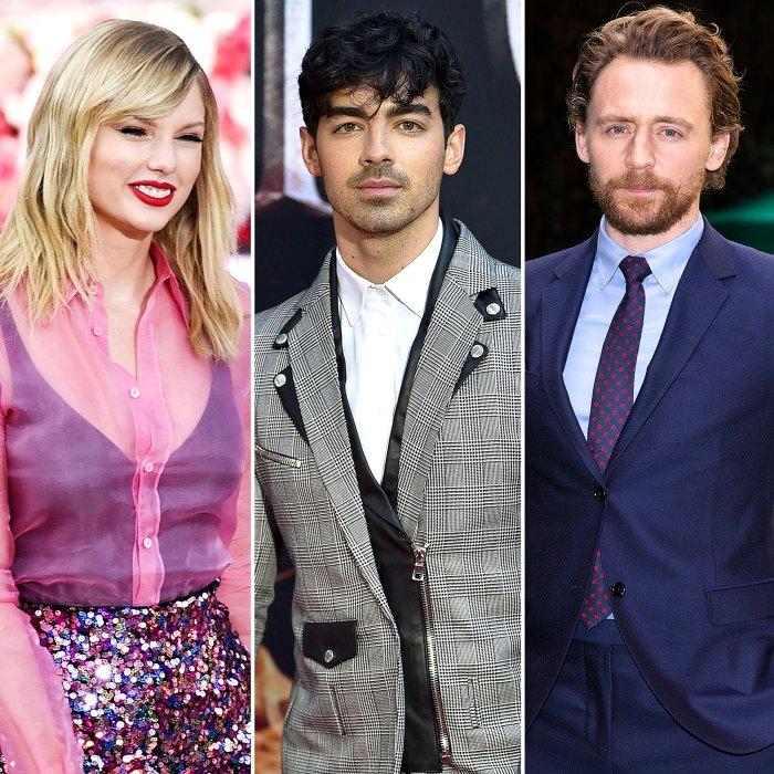 Taylor Swift Lyrics About Her Famous Exes Joe Jonas Tom Hiddleston