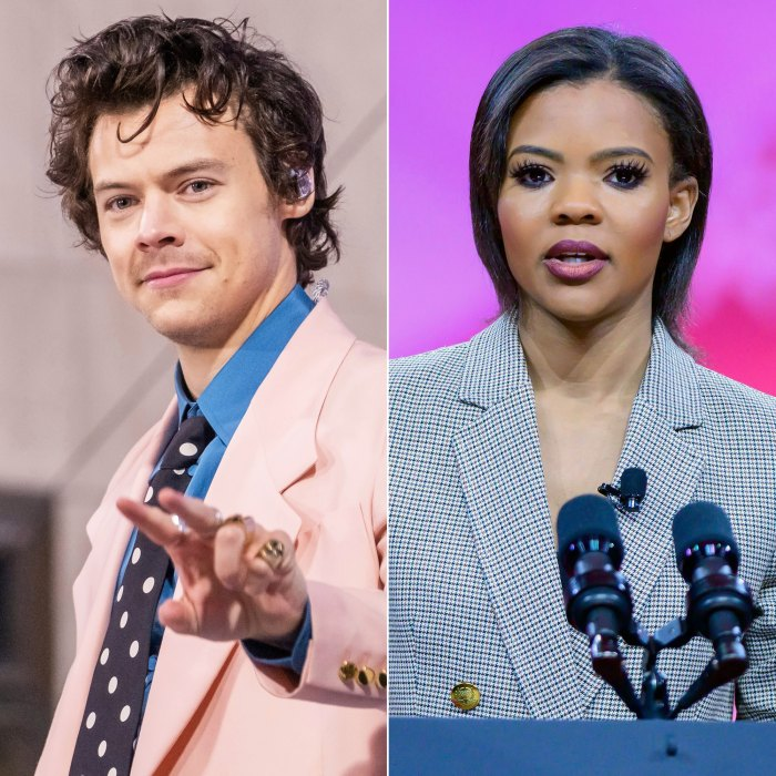 Harry Styles Is 'Extremely Proud' of His 'Vogue' Shoot Amid Candace Owens Drama