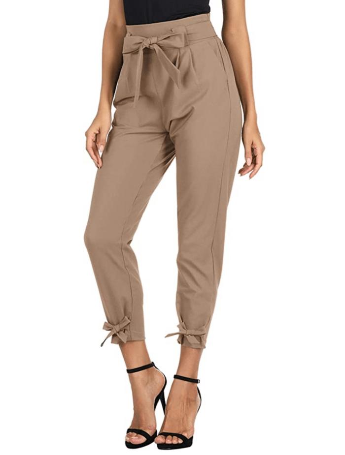 GRACE KARIN Women's Casual High Waist Pencil Pants