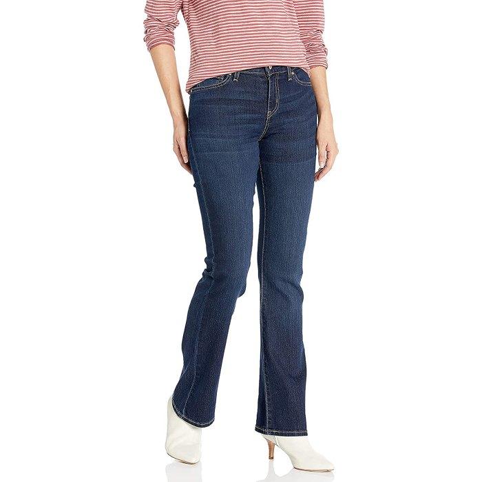 levis-bootcut-best-womens-jeans