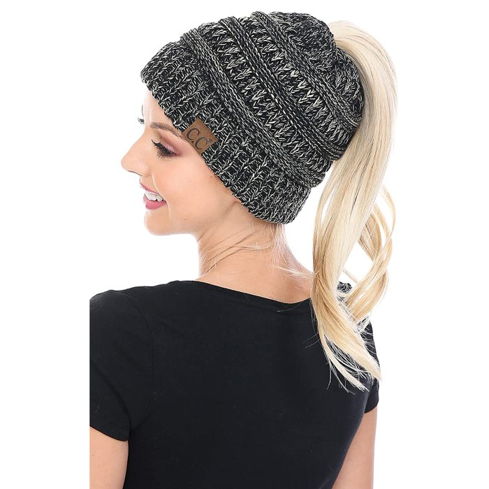 amazon-fast-easy-gifts-ponytail-beanie