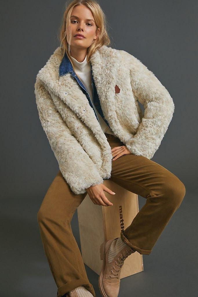 Sigrid Faux Fur Jacket
