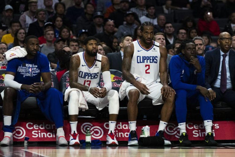 Paul George and LA Clippers Sign a Four-Year $190 Million Extension