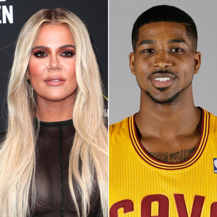 Khloe Kardashian's Fans Defend Her After She Comments on Photo of Tristan Thompson's Son