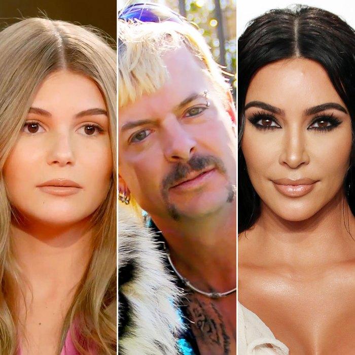 Hot Hollywood Podcast Olivia Jade Speaks Out and Joe Exotics Plea to Kim Kardashian