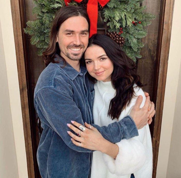 Bekah Martinez Grayston Leonard Need Break Having Kids Massive Wedding