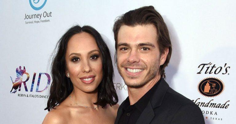 Cheryl Burke and Matthew Lawrence's Relationship Timeline